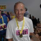End of running - Pikes Peak Ascent is finished