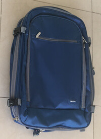 Carry-On Travel Backpack - an essential travel resource
